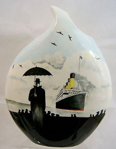 Artware Collectables Tony Cartlidge Tear Drop - RMS Titanic & The Rainman - 1/1